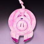 Paper Plate Pig Craft 1522