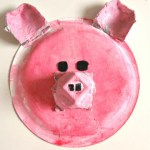 Paper Plate Pig Craft Paper Plate And Egg Carton Pig Craft paper plate pig craft|getfuncraft.com