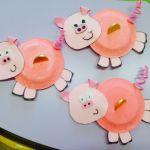 Paper Plate Pig Craft Paper Plate Pig Craft paper plate pig craft getfuncraft.com