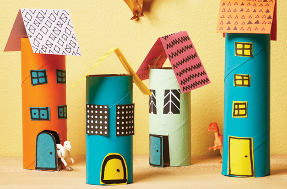Paper Roll Craft Ideas Papercity Gallery paper roll craft ideas  getfuncraft.com
