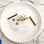 Snowman Paper Plate Craft Melted Snowman Paper Plate Craft 8 680x510 snowman paper plate craft|getfuncraft.com