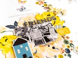 Things to Know about Creating Friendship Scrapbook Ideas Friendship Theme Scrapbook Page Maggie Holmes Design