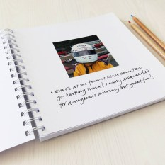 Things to Know about Creating Friendship Scrapbook Ideas Personalised Best Friend Memory Book Or Album