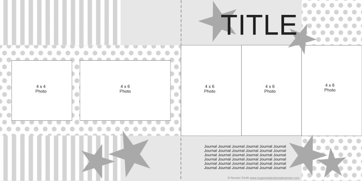 Things You Need to Know About Photo Scrapbook Layout