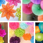 Tissue Paper Crafts Ideas Pcb