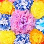 Tissue Paper Crafts Ideas Shutterstock 92809783