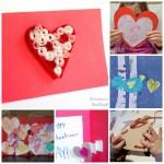 Valentine Paper Crafts Kids 14 Valentines Day Cards For Kids To Make valentine paper crafts kids|getfuncraft.com