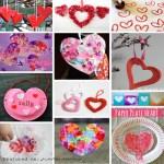 Valentine Paper Crafts Kids 2