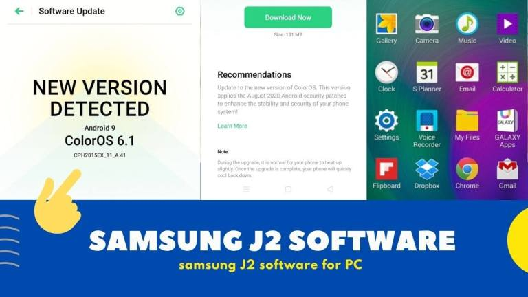 Samsung J2 Mobile Software Free Download