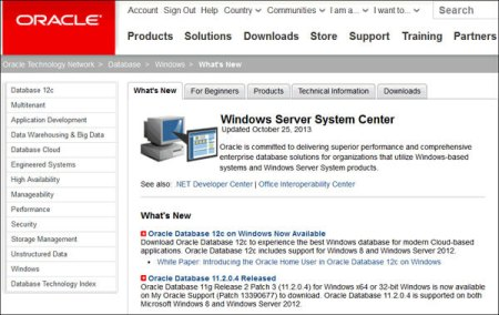 oracle software download