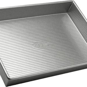 Best Choice: USA Pan Bakeware Aluminized Steel 13 x 9 x 2.25 Inch Rectangular Cake Pan