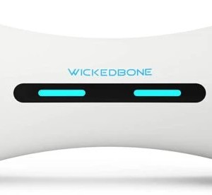 Wickedbone Smart Bone, Automatic & Interactive Toys for Dogs, Puppy and Cats, App Control, Safe & Durable, Keep Your Pets Entertained All Day