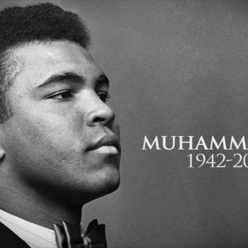 Photo: Muhammad Ali End of Life Funeral Planning