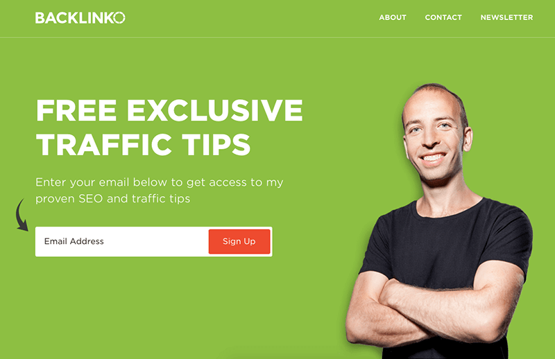 Gist Backlinko Traffic Tips
