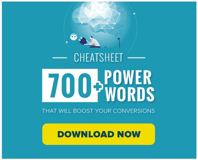 Cheetsheet power Words