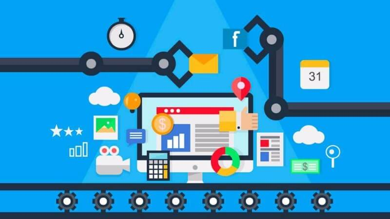 Application of Marketing Automation