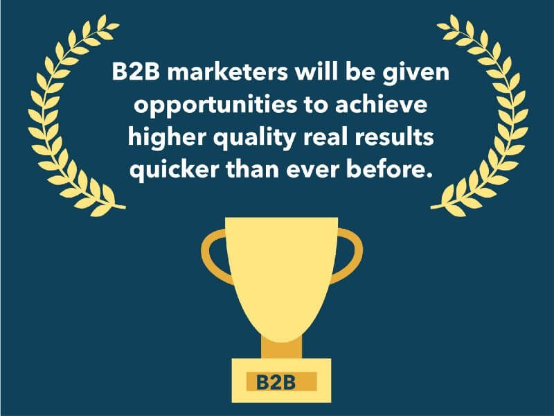 B2B Marketers Opportunities