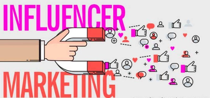 digital marketing influencer markketing