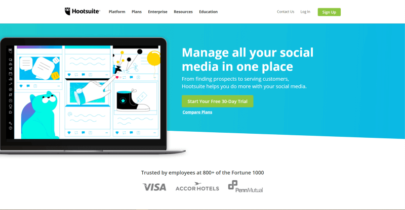 social media posting tools