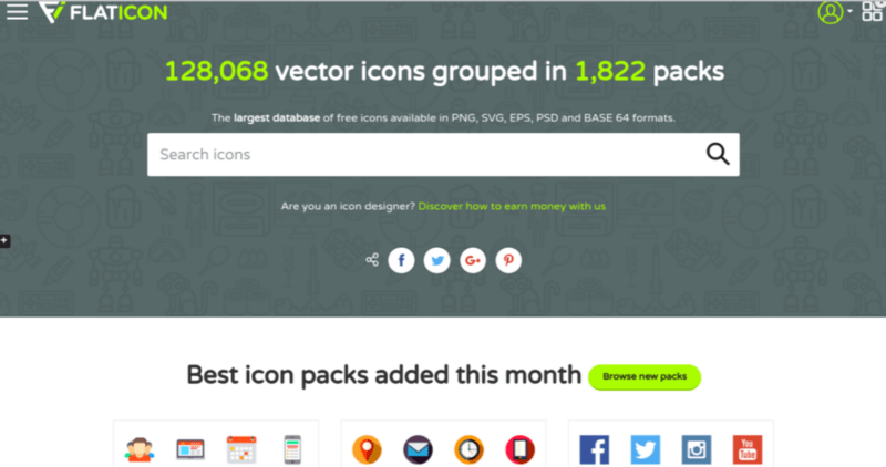 11 of the Best Sites to Get Free Icons – Gist