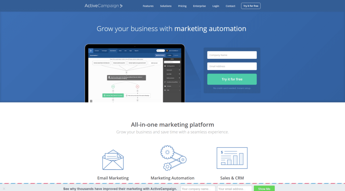 Digital Marketing Activecampaign