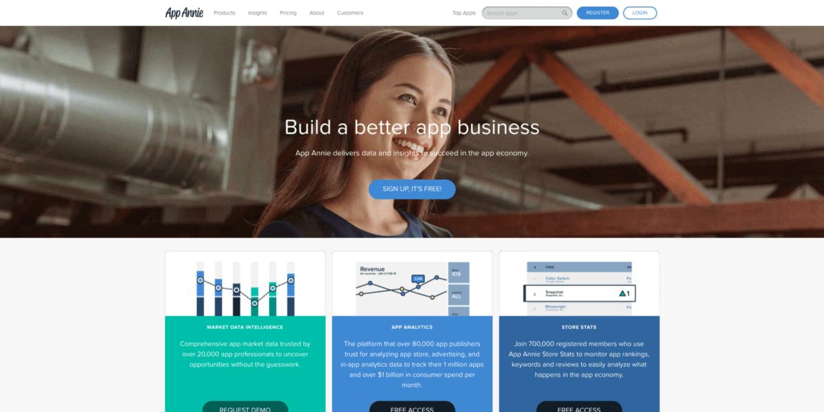 Digital Marketing App Annie