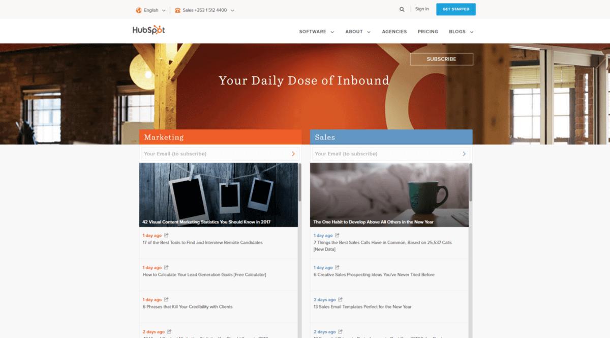Digital Marketing Hubspot