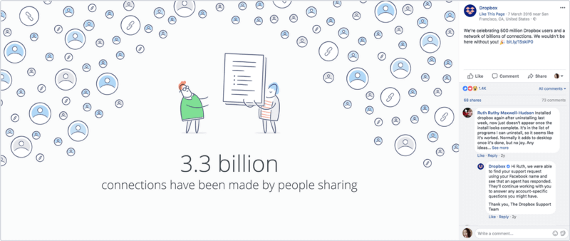 Facebook funnel build trust