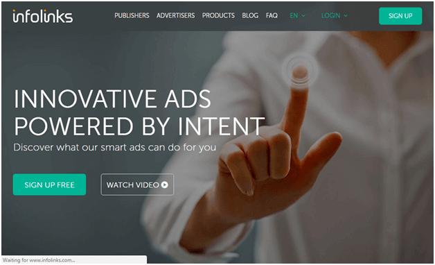 Infolinks Network