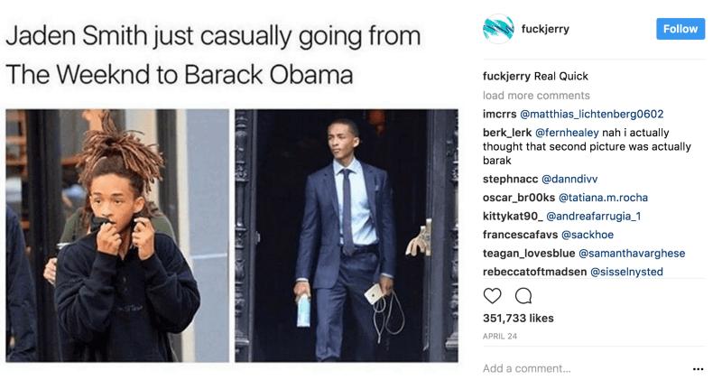 Instagram Engagements