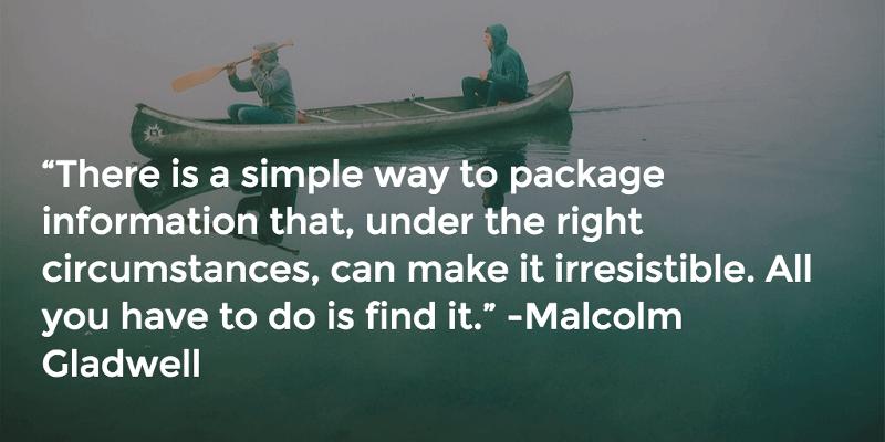 Malcolm Gladwell.