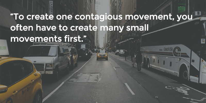 One Contegious Movement