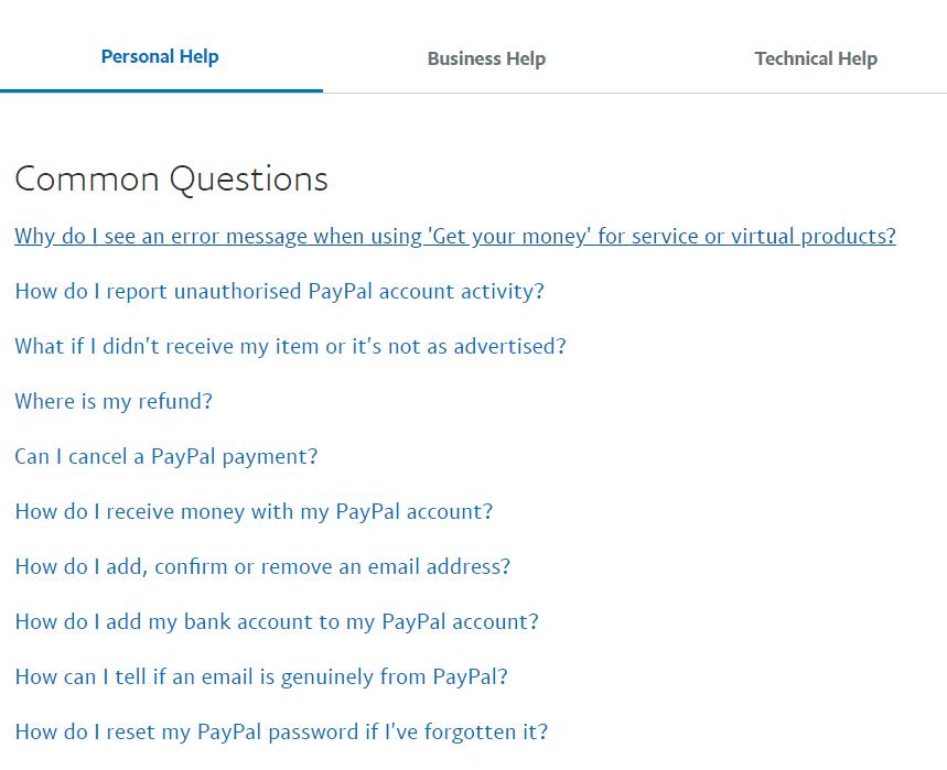 Conversation Common Questions