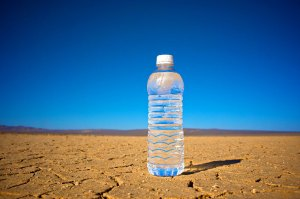Water in the Desert by Ken Kistler