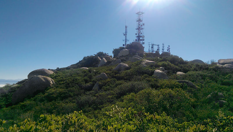 Mt. Woodson Summit