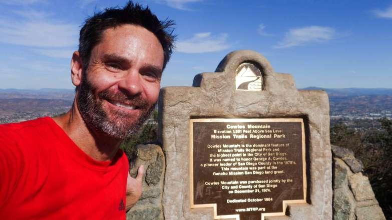 Mission Trails 5-Peak Challenge - Cowles Mountain Peak