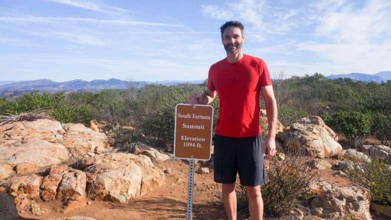 Mission Trails 5-Peak Challenge - South Fortuna Peak