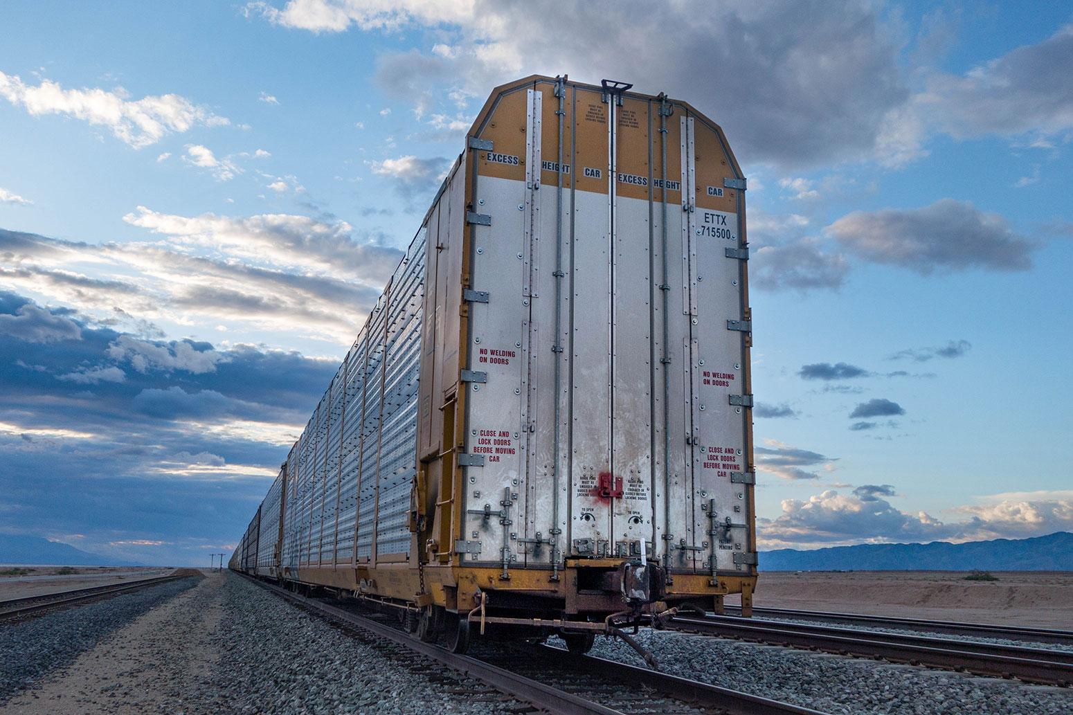 Salton Sea Railroad