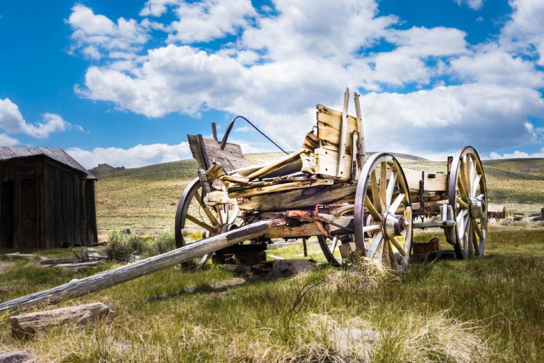 Mammoth Lakes - Bodie Ghost Town