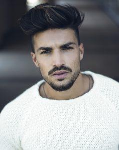 barba tendencias 2017 barba recortada
