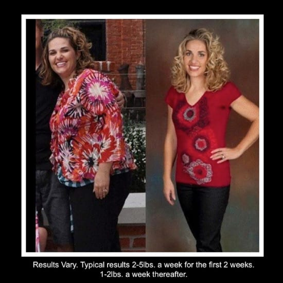 Gina lost 65lbs on our program in 6 mo.