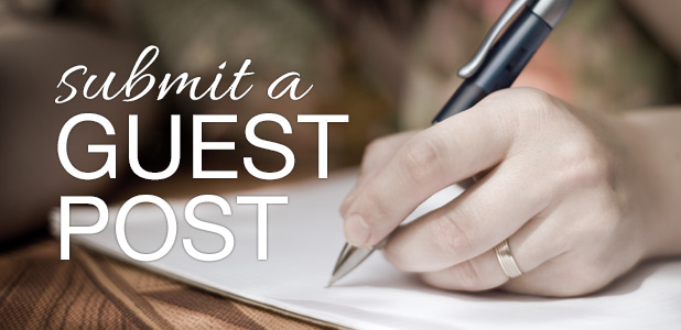 Submit a guest post - get healthy soon