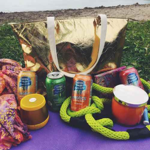 Here's how to turn any day into an exotic escape! #MyExoticEscape #ad