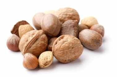 Nuts and Seeds are a quick protein snack!