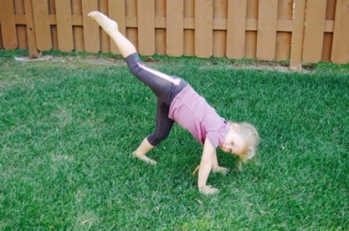 Your toddler will love trying these simple exercises.