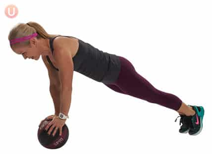 Medicne-Ball-Plank-Exercise-Core-Workout