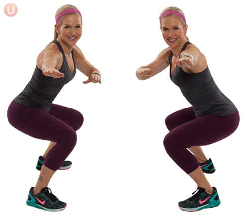 Try surfer squats to get in the best shape of your life.