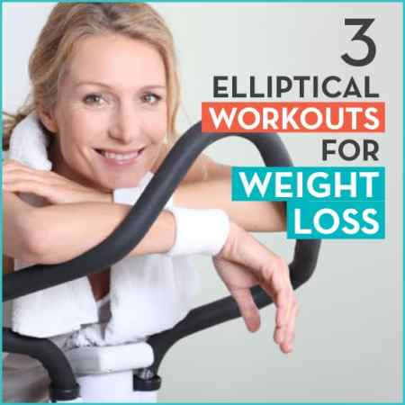Use these workouts to lose weight on the elliptical.