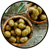 This blog outlines the health benefits of healthy monounsaturated fats, otherwise known as MUFAs, one of which being the delicious olives.