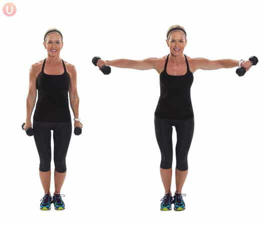 Use these moves to get in shape when you are obese.